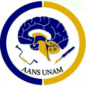 Logo de American Association of Neurological Surgeons UNAM Student Chapter