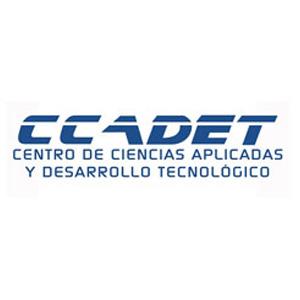 Logo Centro de Ciencias Aplicadas y Desarrollo Tecnológico