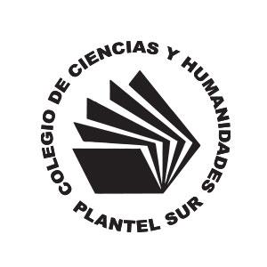 Logo de Colegio de Ciencias y Humanidades Plantel Sur UNAM