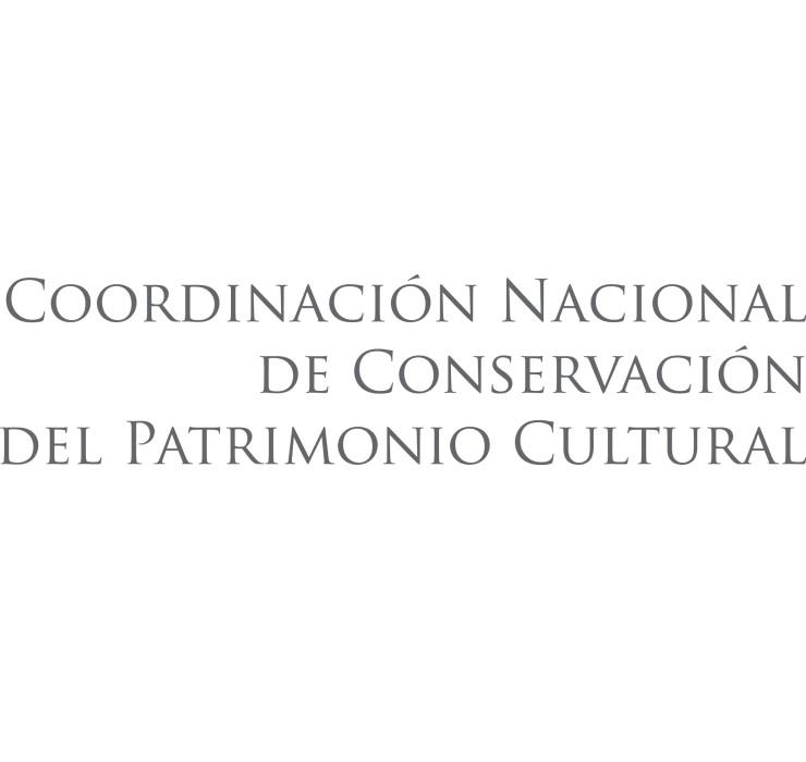 Logo de Coordinación Nacional de Conservación del Patrimonio Cultural, INAH