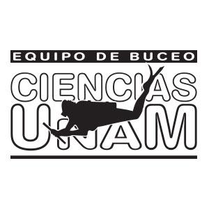 Logo Equipo de buceo ciencias, UNAM
