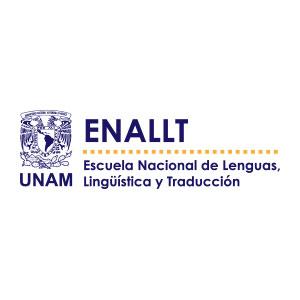 Logo de Escuela Nacional de Lenguas, Lingüística y Traducción