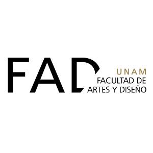 Logo de Facultad de Artes y Diseño de la UNAM