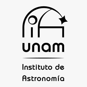 Logo de Instituto de Astronomía