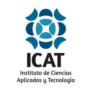 Logo de Instituto de Ciencias Aplicadas y Tecnología