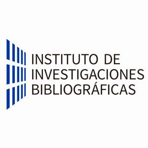Logo de Instituto de Investigaciones Bibliográficas