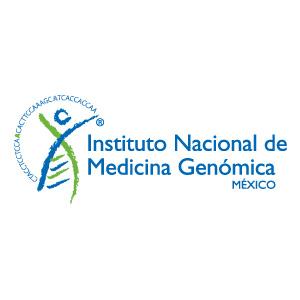 Logo de Instituto Nacional de Medicina Genómica
