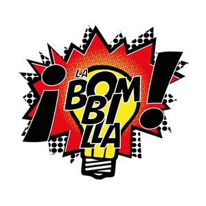 Logo de La bombilla