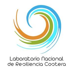 Logo de LANRESC, Laboratorio Nacional de Resiliencia Costera