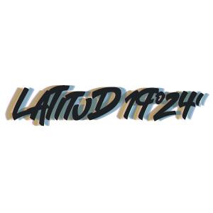 """Logo Latitud 19°24"""""""