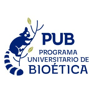 Logo de Programa Universitario de Bioética