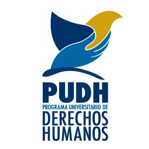 Logo de Programa Universitario de Derechos Humanos