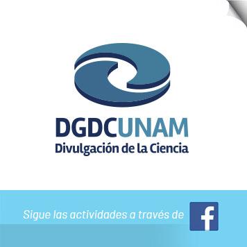 Logo Divulgación de la Ciencia de la UNAM