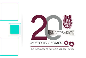 Logo Museo Tezozómoc