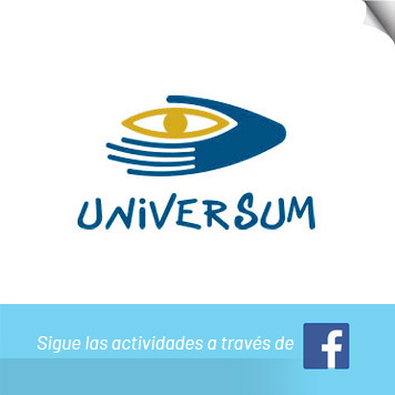 Logo de Universum, Museo de las Ciencias de la UNAM